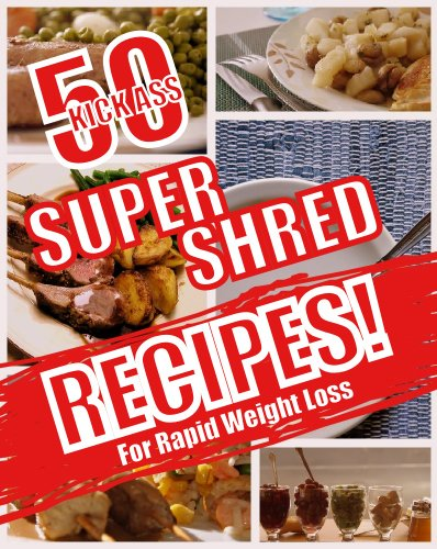 Super Shred Recipes Rapid Weight ebook product image
