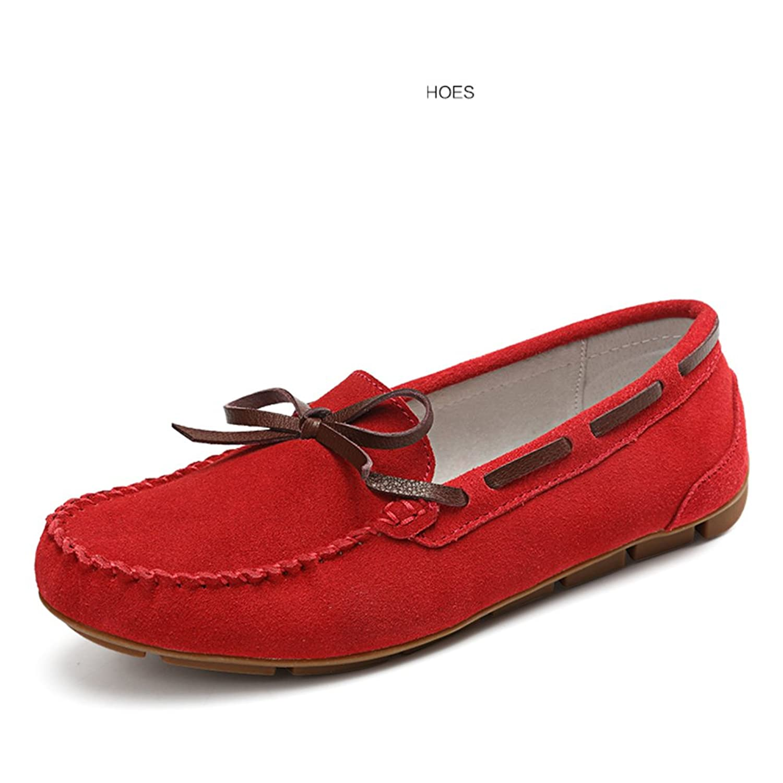 247535b7 Primavera Mocasín-gommino,La Versión Coreana De Zapatos Corte Bajo,Las  Mujeres Zapatos