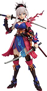 Max Factory Fate/Grand Order: Saber/Miyamoto Musashi Figma Action Figure, Multicolor