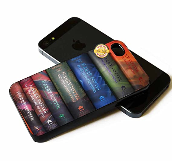 d3f4123767e Image Unavailable. Image not available for. Color: Harry Potter 7 Books  Series Phone Cases ...