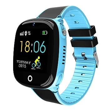 ZMCY HW11 Smartwatch, Niños Familia Bluetooth Podómetro Reloj ...
