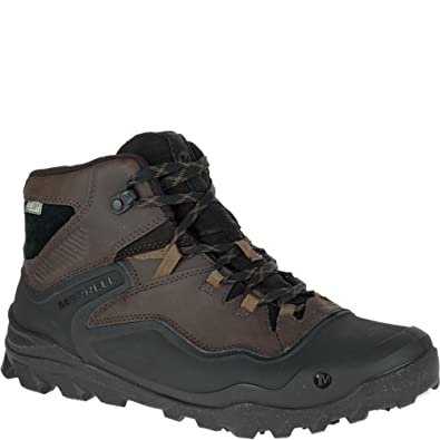 01c8eab9 Amazon.com | Merrell Men's Overlook 6 Ice Plus Waterproof Snow Boot ...