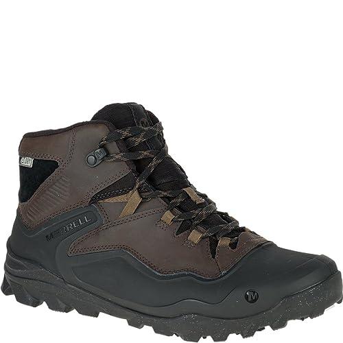 1dcc87edc72 Amazon.com | Merrell Men's Overlook 6 Ice Plus Waterproof Snow Boot ...