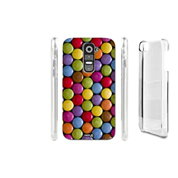 FUNDA CARCASA CARAMELLE CHOCO PARA LG G2 MINI D620: Amazon ...