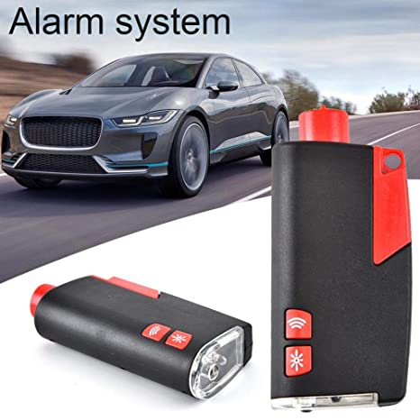Alarma del Dispositivo de la Alarma del Coche con la batería ...
