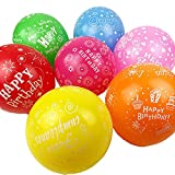 happy gas - 100 Pcs 12 inches Latex Printed
