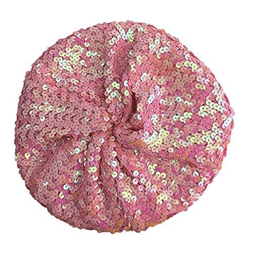 Vintage Pink Sequin - 9