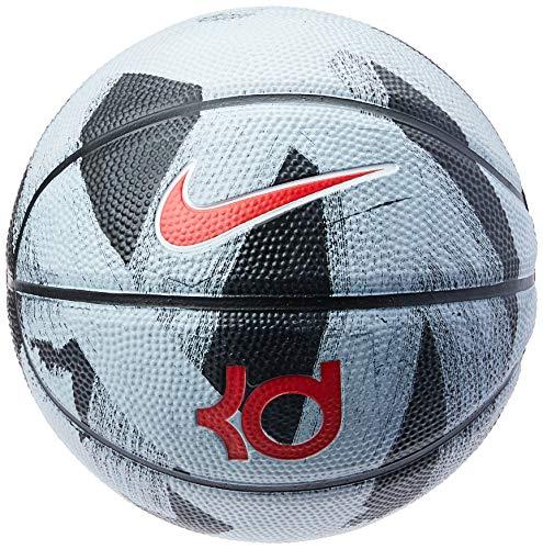 Bola De Basquete Kd Mini Nike 3 Black/White