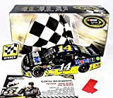 AUTOGRAPHED 2016 Tony Stewart #14 Code 3 Associates Racing SONOMA WINNER (Last Career Win) Raced Version Signed Lionel 1/24 Scale NASCAR Diecast with COA (#0621 of only 2,014 produced!)