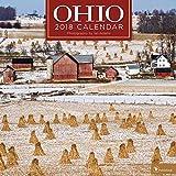 2018 Ohio Wall Calendar