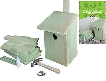 Amazon esschert design usa kg52 childrens build it yourself esschert design usa kg52 childrens build it yourself birdhouse kit solutioingenieria Images