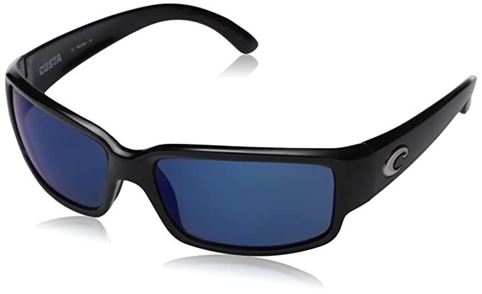 6e80e0fd275 Costa del Mar Unisex-Adult Cabalitto CL 11 OBMP Polarized Iridium Wrap  Sunglasses