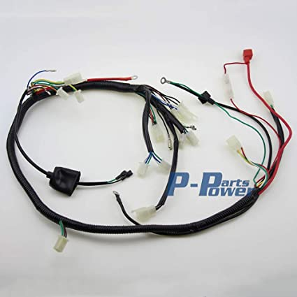 Part For 150cc Scooter Wire Harness - Wiring Diagram Srv Jonway Cc Gy Scooter Wiring Diagram on gy6 wiring harness diagram, 49cc scooter carburetor diagram, 49cc scooter wiring diagram 2004, 50cc gy6 diagram, 50cc scooter fuel line diagram, gy6 cdi wiring diagram, 49cc carburetor 139qmb diagram, chinese scooter carburetor diagram, gy6 150cc vacuum line diagram, 50cc carburetor diagram, gy6 regulator wiring diagram, gy6 150cc engine diagram, 50cc scooter engine diagram, jonway 49cc scooter diagram,