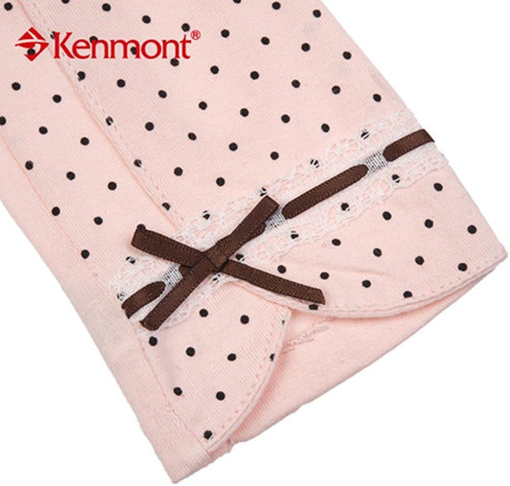 Kenmont Frauen-Sommer Damen 100/% Baumwolle mit kurzen UV-Schutz Sun Driving-Handschuhe