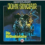 Die Höllenkutsche (John Sinclair 21) | Jason Dark