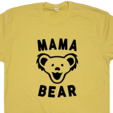 3140fa6191a S - Mama Bear T Shirt Best Mom Ever Tee Shirts Worlds Okayest New Mommy to