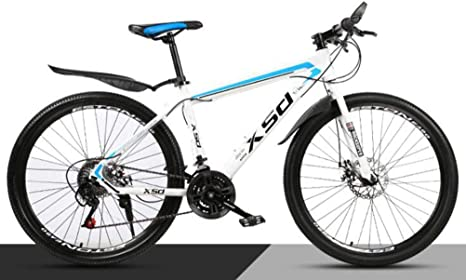 WJSW Bicicleta de montaña de Acero con Alto Contenido de Carbono ...