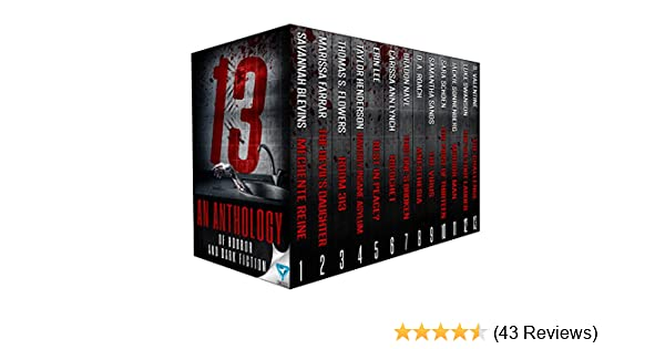 Amazon 13 An Anthology Of Horror And Dark Fiction Thirteen