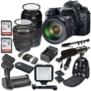 Amazon.com : Canon EOS 6D 20.2 MP Full Frame CMOS Digital