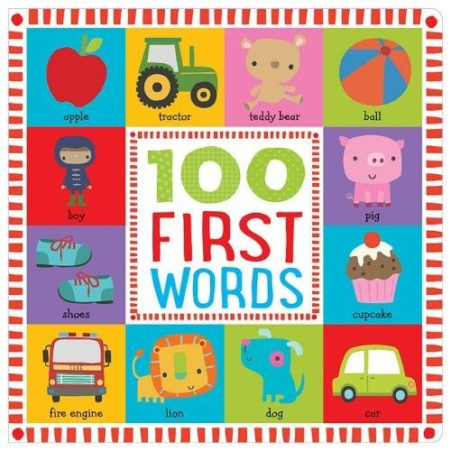 100 First Words ebook