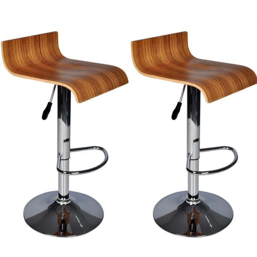 Trendy vidaxl sgabelli cucina e bar design moderno in - Sgabelli moderni per cucina ...