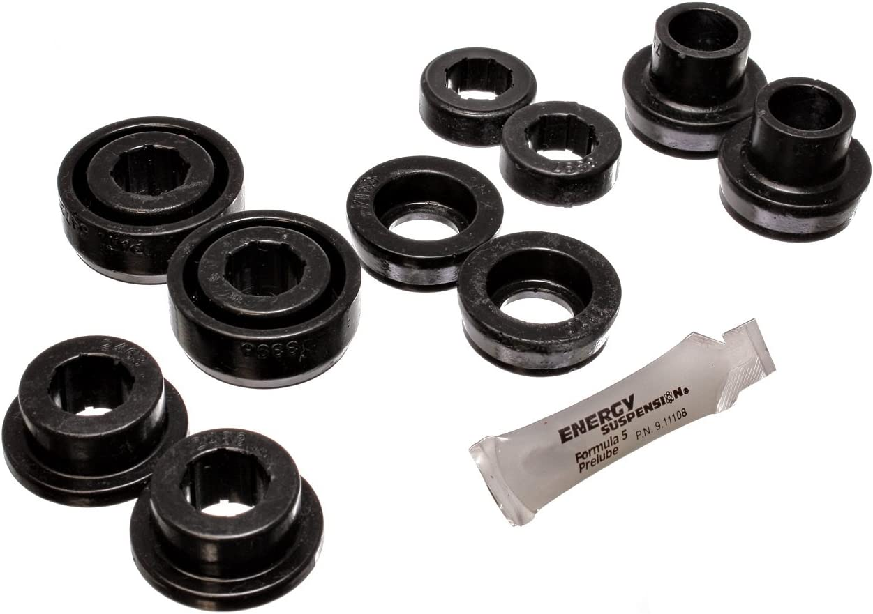 Energy Suspension 18.3101G FRONT CONTROL ARM BUSHING SET