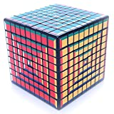 9x9x9 Super Pochmann Black Supercube Sticker Mod Twisty Puzzle Cube
