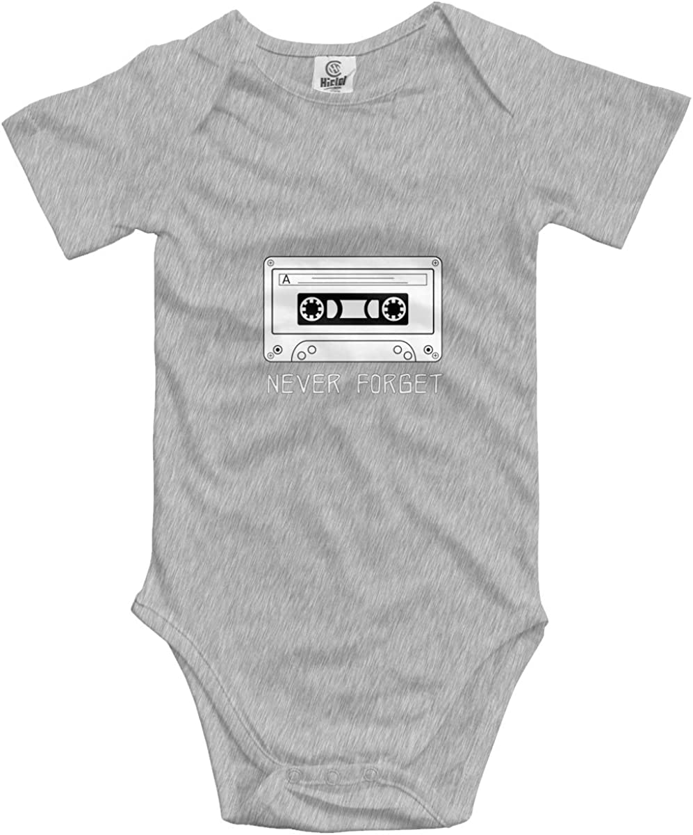 Cute Image of Cat Boys /& Girls Black Short Sleeve Romper Triangle Romper for 0-24 Months