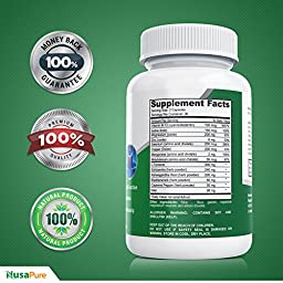 Thyroid Support Supplement for Hypothyroidism with Ashwaganda, Iodine, Zinc, T3 Supplement, kelp, Vitamin B12, Selenium, Copper for Thyroid Energy: Potent Thyroid Supplement: All Natural