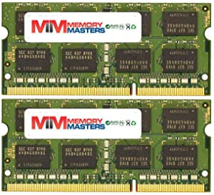 """MemoryMasters MACMEMORY 32GB Dual Channel Kit 2X 16GB 204pin 1.35v DDR3-1600 SO-DIMM 1600/12800S (1600MHz, CL11) for Apple Compatible iMac 27"""" 5K (Late 2015)"""