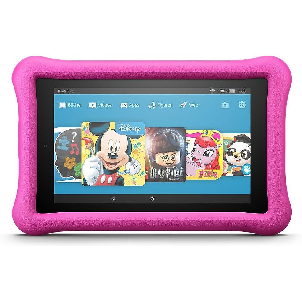 Ein gutes Tablet bekommen Sie bei dem Hersteller Amazon Fire HD.