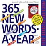 365 New Words-A-Year Page-A-Day Calen...