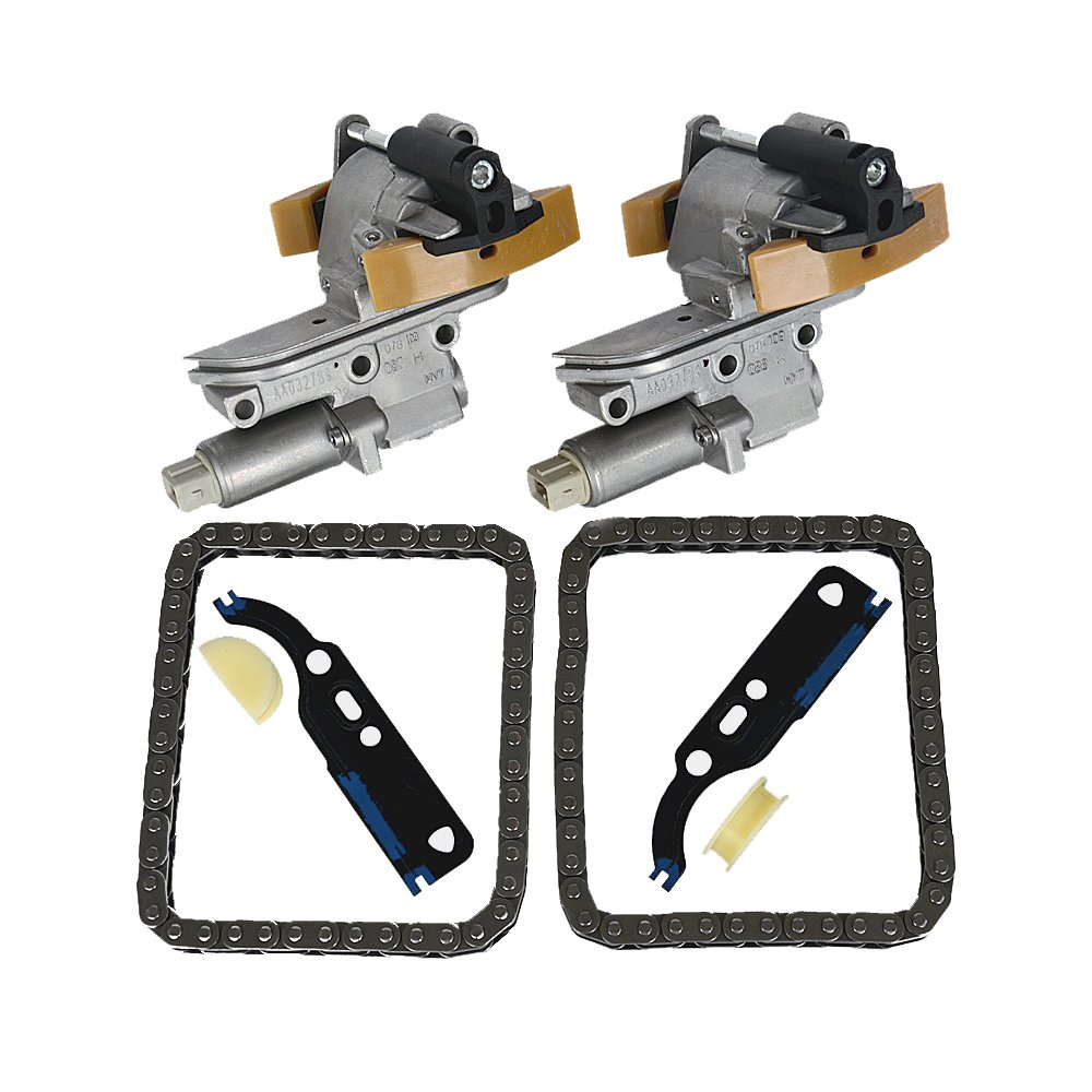 Timing Chain & Tensioner Kit For VW Passat AUDI A4 A6 2.7T 2.8 V6 - Left & Right XSD