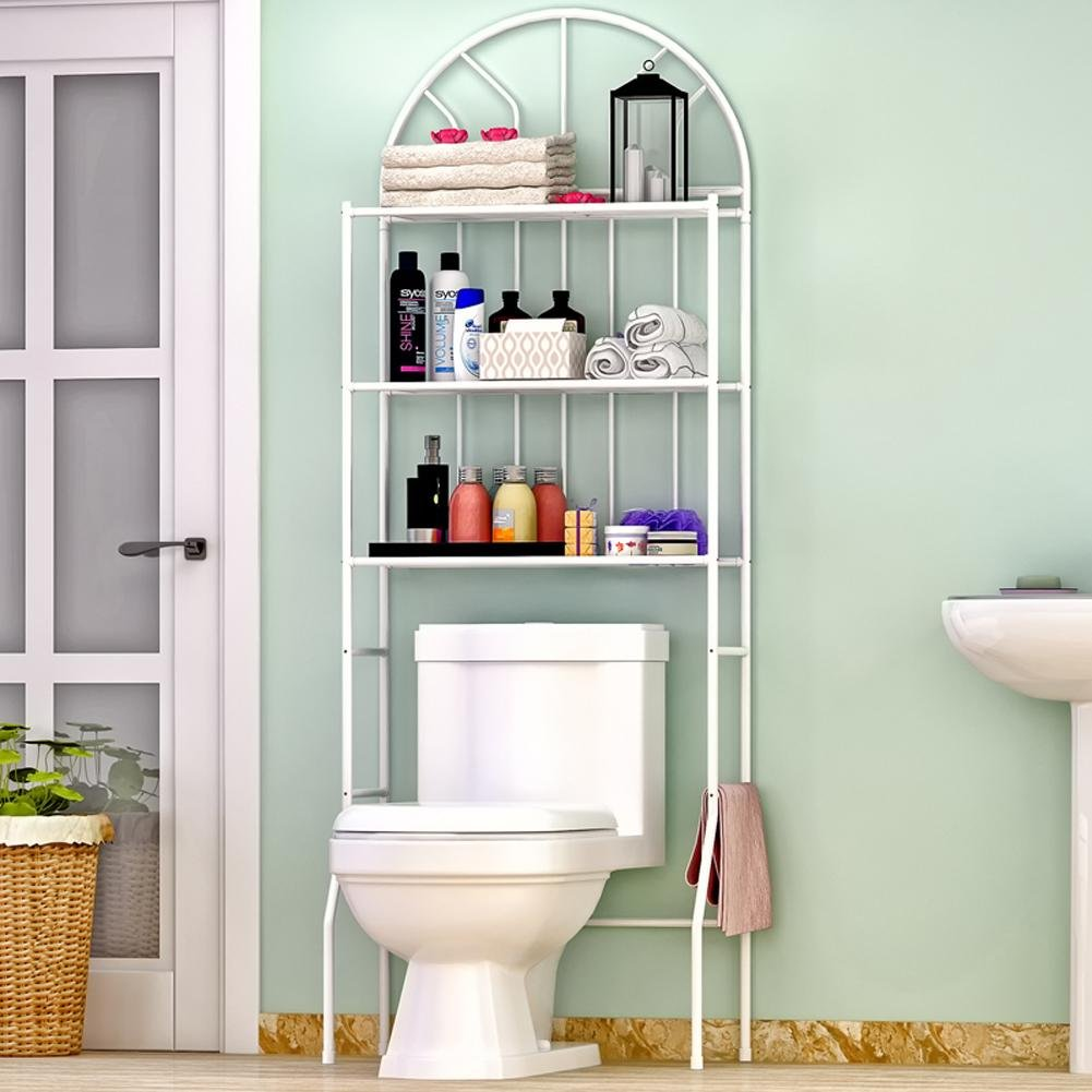 Over The Toilet Bathroom Rack Storage Organiser