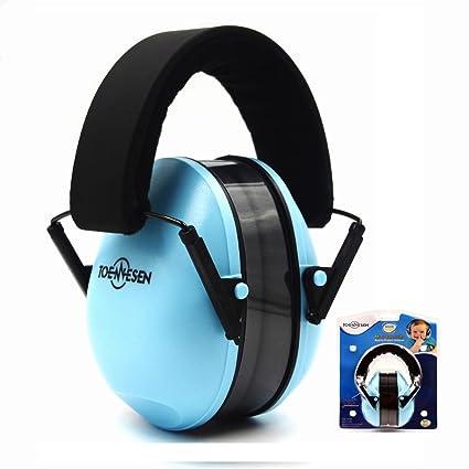 Protectores de oído orejeras de seguridad para 0 – 2 Años Kids/bebé/niños