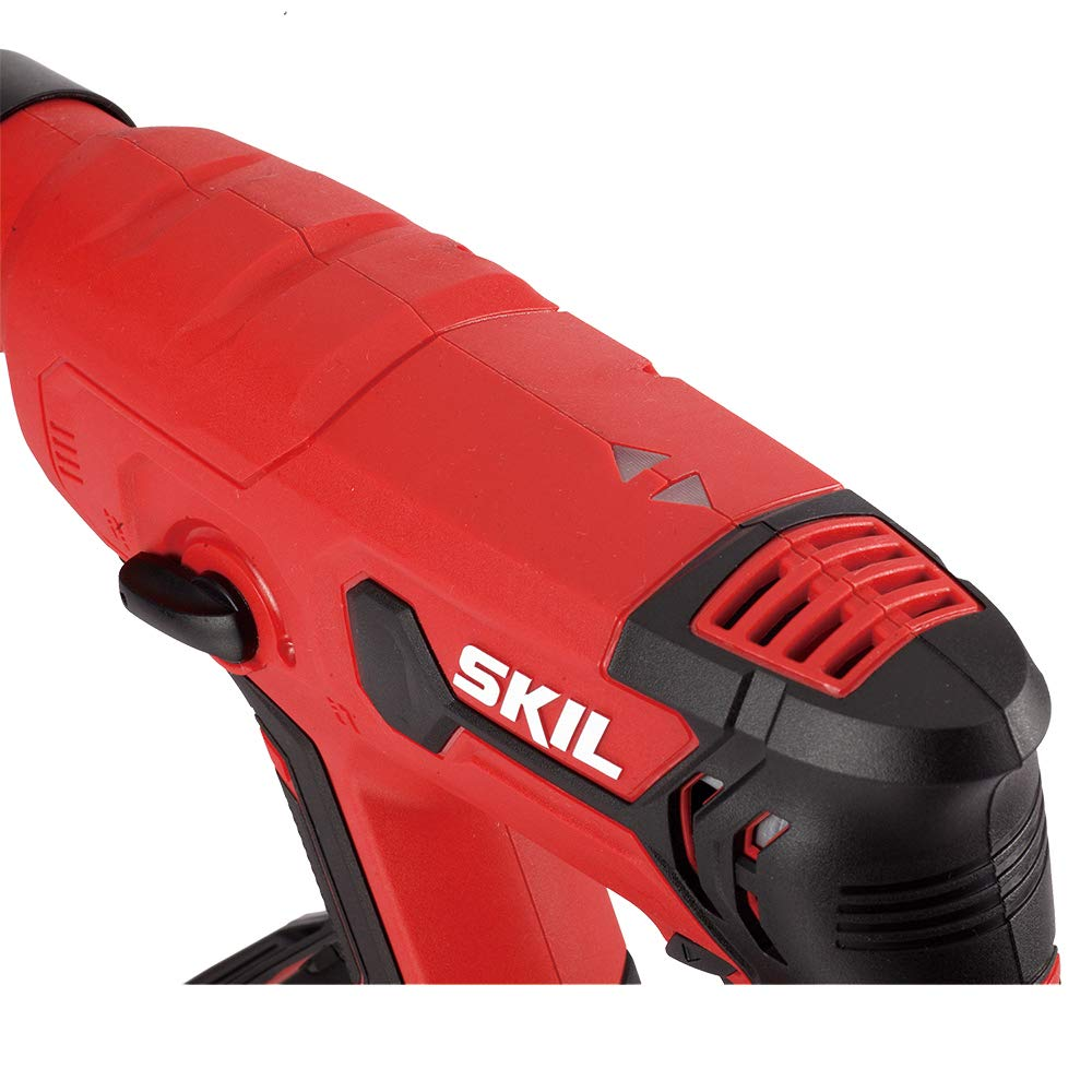 SKIL 20V SDS-plus Rotary Hammer, Includes 2.0Ah Pwrcore 20 Lithium Battery & Charger - RH170202 by Skil (Image #5)