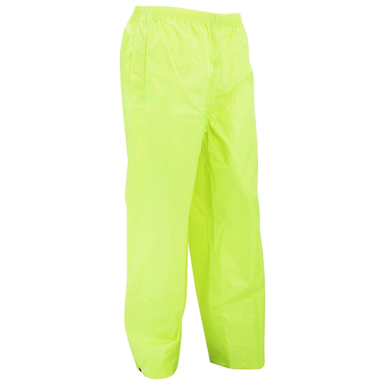 Portwest Mens Classic Rain Trouser (S441) / Pants (S) (Yellow) UTRW1023_5