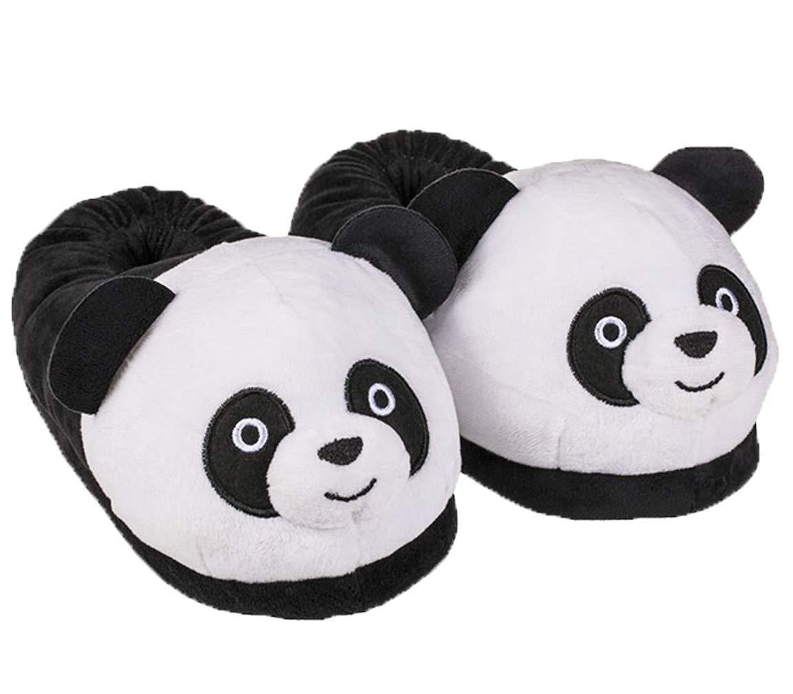 Bada Bing , Chaussons pour Fille Hausschuh Panda 37/38 Pink Panther GmbH kostenloser Versand