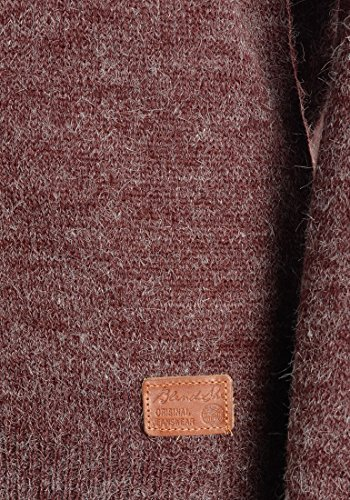 BLEND SHE Nele - Maglione da Donna, taglia:L;colore:Wine Yard (20068)
