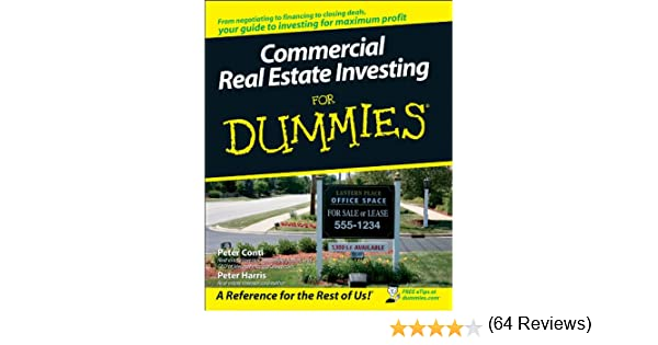 Amazon.com: Commercial Real Estate Investing For Dummies® eBook ...