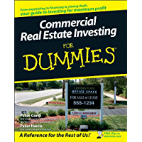 Commercial Real Estate Investing For Dummies® (English Edition)