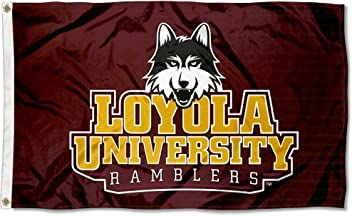 Amazon com: College Flags and Banners Company: Loyola Chicago