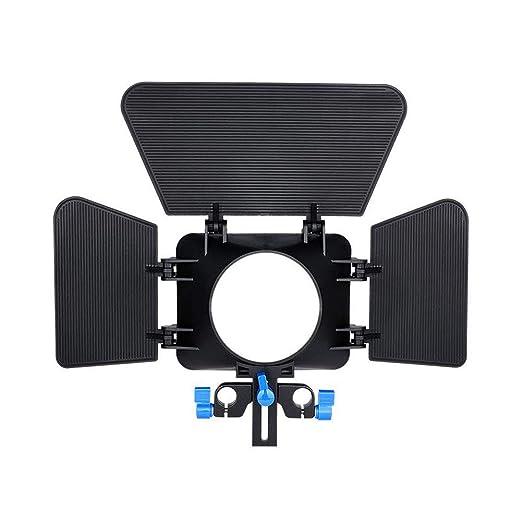 Faderr Matte Box - Kit de cámara de vídeo para cámara réflex ...