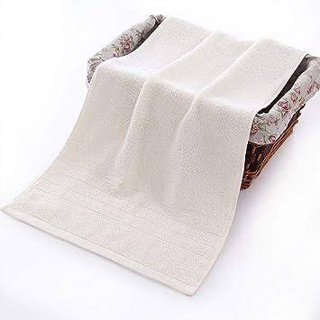 Handfly Toallas de baño de algodón Suave y Agradable al Tacto, Muy absorbentes, de Secado rápido, 70 - 140 cm, 27 x 55 cm: Amazon.es: Hogar