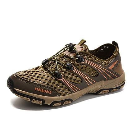2515d642d5c58 Amazon.com: Giles Jones Mens Hiking Shoes Outdoor Wading Breathable ...