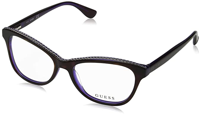 Guess GU2624, Monturas de gafas Unisex Adulto, Morado (Viola ...