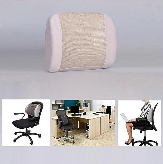 GxNI Comfort Gel Cojín para el dolor de espalda inferior ...