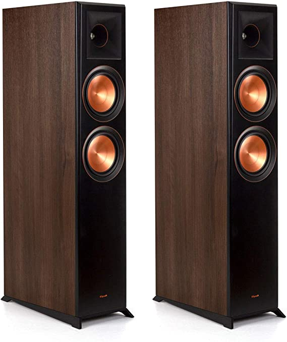 Klipsch RP-6000F Floorstanding Speaker (Walnut Pair)