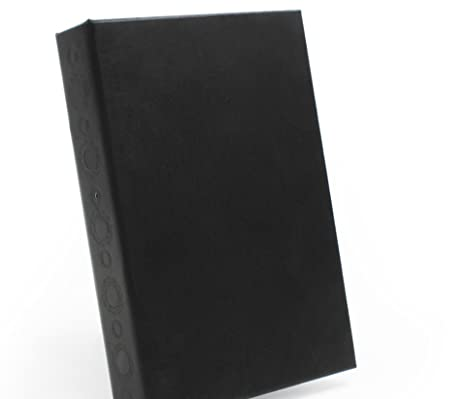 Espionaje de cámara oculta en anillo libro con sensor PIR y visión nocturna Spy Cam, Mini cámara de vigilancia: Amazon.es: Electrónica