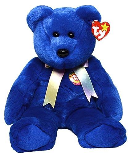 Amazon.com  Ty Beanie Buddies Clubby - Bear  Toys   Games 83a0c0d03d6